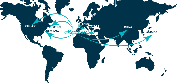 Mar Barroso internacional
